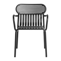 Petite Friture Week End Bridge Chair Black