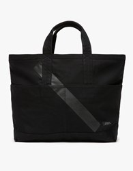 Saturdays Surf Nyc Reece Tote In Black