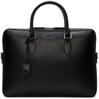 Burberry Black Hambleton Briefcase