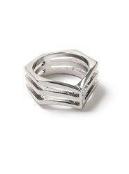 Topman Silver Arrow Ring