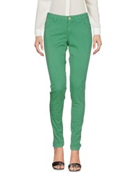 Re Hash Casual Pants Green