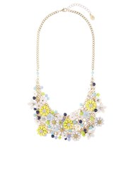 Accessorize Beautiful Bloom Charmy Necklace