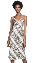 Cami Nyc The Raven Dress Snake