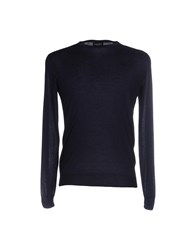 Zanieri Sweaters Dark Blue