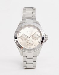 Boss 1502444 Premiere Bracelet Watch In Silver
