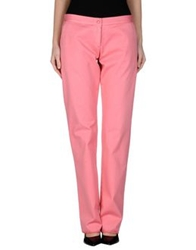 Ermanno Scervino Casual Pants Pink