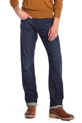 7 For All Mankind Standard Clean Pocket Straight Jeans Hampton Manor