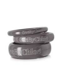 See By Chlo Signature Bangle Bracelets