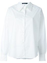 Sofie D'hoore Boxy Fit Shirt White