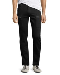 Belstaff Waterford Super Stretch Denim Jeans Black
