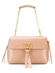 Valentino Garavani Vring Chain Bag Medium Pink