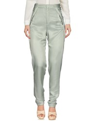 Girl By Band Of Outsiders Casual Pants Light Green