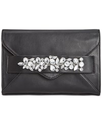 Inc International Concepts Blaaire Clutch Only At Macy's Black
