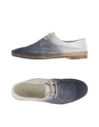 N.D.C. Made By Hand Footwear Espadrilles Women Dark Blue