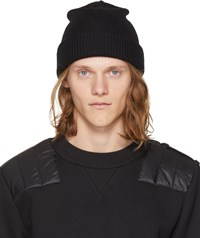 Alyx Black Lighter Cap Beanie