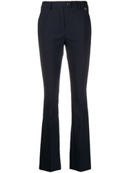 Twin Set High Rise Bootcut Trousers 60