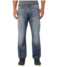 Lucky Brand 221 Original Straight In Camarillo Camarillo Men's Jeans Blue