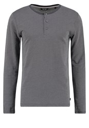 Only And Sons Onsteo Sweatshirt Grey Pinstripe