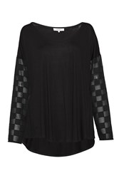 Great Plains Mix A Lot L Sleeve Tee Black