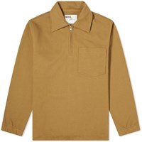 Mhl By Margaret Howell Mhl. Logo Track Top Neutrals