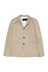 French Connection Men's Sander Slim Blazer Sand