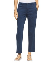 Calvin Klein Jeans Utility Cropped Pants River