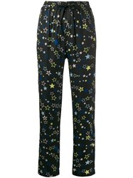Love Moschino Star Print Drawstring Trousers 60