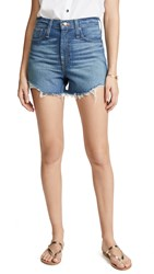 Madewell Perfect Vintage Shorts Dayna Wash