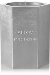 Tom Dixon Alloy Scented Candle Colorless