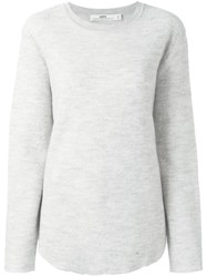 Hope 'Caitlyn' Jumper Grey