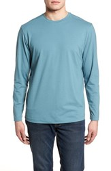 Tommy Bahama Tropicool T Shirt Clearwater Blue