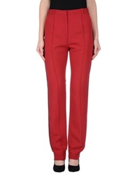 Jonathan Saunders Casual Pants Brick Red