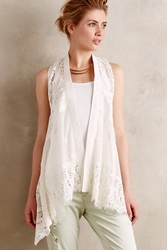 Meadow Rue Orleans Lace Vest