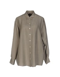 High Shirts Military Green
