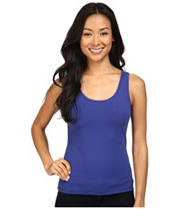 Nic Zoe Petite Perfect Tank Wild Blue Women's Sleeveless
