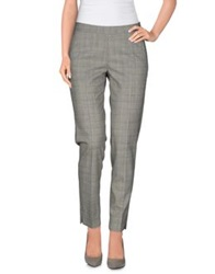 Fabrizio Lenzi Casual Pants Light Grey