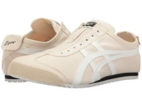 Onitsuka Tiger By Asics Mexico 66 Slip On Birch White Shoes