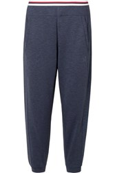 Lndr Solar Printed Stretch Jersey Track Pants Navy