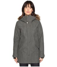 Burton Wylie Gore Tex Jacket Keef Enzyme Wash Women's Coat Black