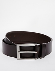 Esprit Steve Leather Belt Brown