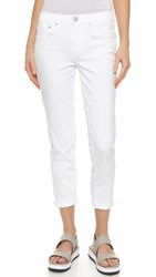 Vince Mason Relaxed Jeans Optic White