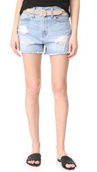 Madewell Perfect Jean Shorts Langdon