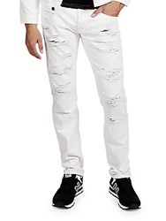Cult Of Individuality Rebel Straight Leg Jeans Spooner