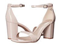 Bandolino Armory Light Natural Synthetic Patent Sandals Neutral