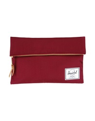 The Herschel Supply Co. Brand Handbags Maroon