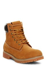Andrew Marc New York Upshaw Boot Beige