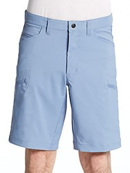 Hawke And Co Seven Pocket Tech Shorts Infinity
