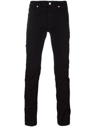 Versace Straight Fit Jeans Black