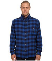 Vivienne Westwood Anglomania Padded Details Shirt