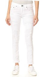 Rag And Bone Jean Dre Jeans White Brigade